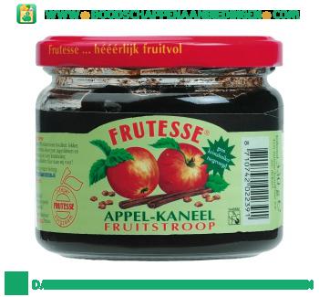Frutesse Appel-kaneel fruitstroop aanbieding