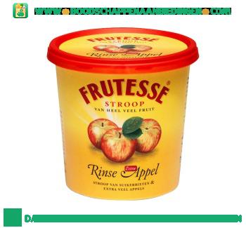 Frutesse Appelstroop aanbieding