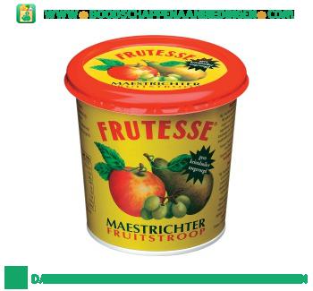 Frutesse Maestrichter fruitstroop aanbieding