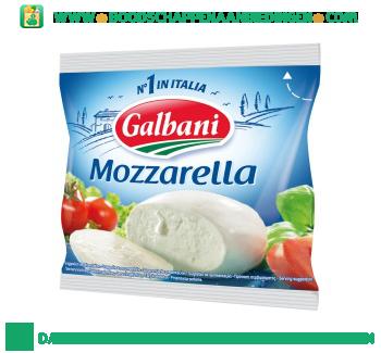 Galbani Mozzarella aanbieding