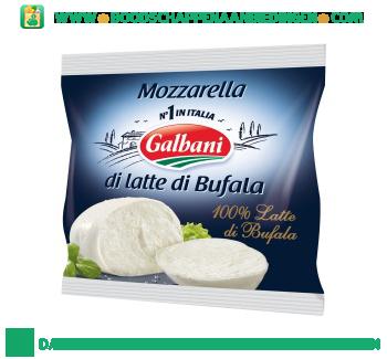 Galbani Mozzarella di bufala aanbieding