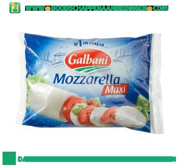 Galbani Mozzarella maxi aanbieding