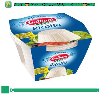 Galbani Ricotta aanbieding