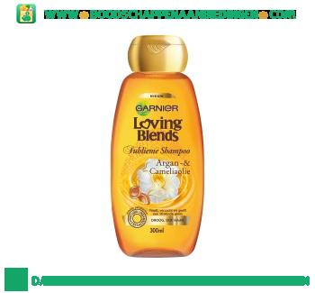 Garnier Loving Blends Shampoo argan en camelia olie aanbieding