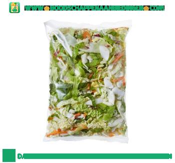 Gemengde salade aanbieding