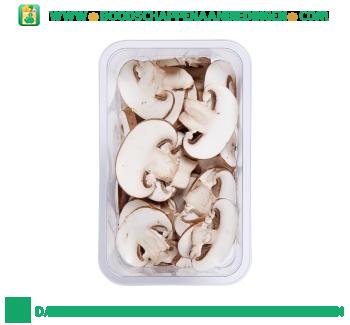 Gesneden kastanje champignons aanbieding