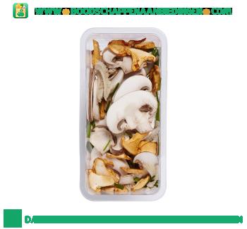 Gesneden mix champignons aanbieding