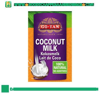 Go-Tan Kokosmelk aanbieding