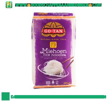 Go-Tan Miehoen rice noodles aanbieding