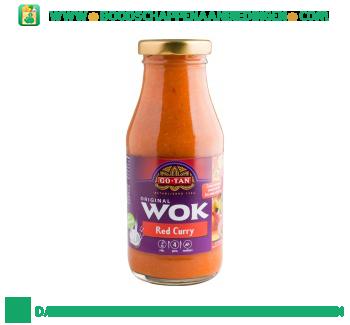 Go-Tan Woksaus red curry aanbieding