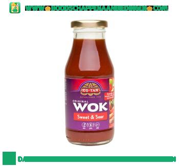 Go-Tan Woksaus sweet & sour aanbieding
