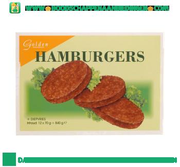 Golden Hamburgers aanbieding