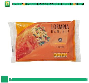 Golden Loempia ham/kip aanbieding