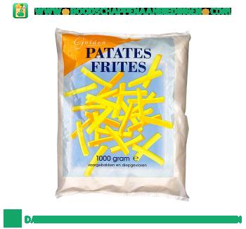 Golden Patates frites aanbieding