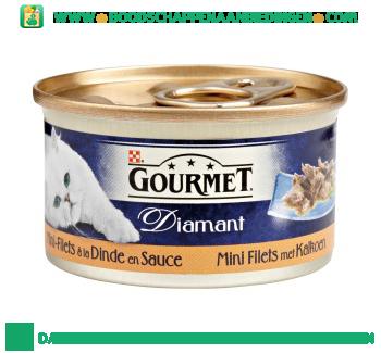Gourmet Diamant mini filets met kalkoen aanbieding