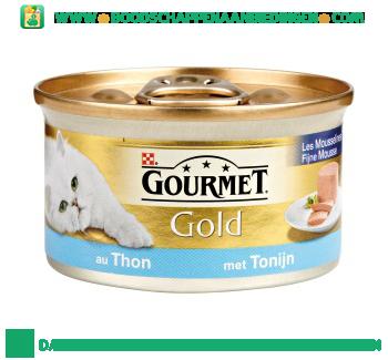 Gourmet Gold fijne mousse met tonijn aanbieding