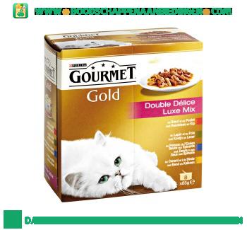 Gourmet Gold luxe mix aanbieding