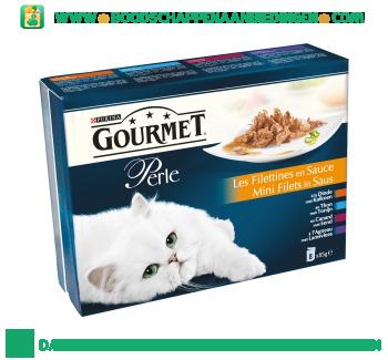 Gourmet Perle mini filets eend aanbieding