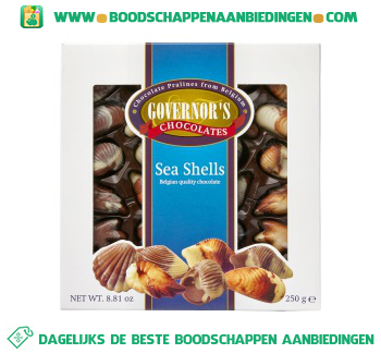 Seashells aanbieding