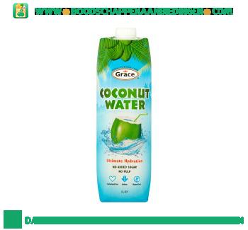 Grace Coconut water 85% aanbieding