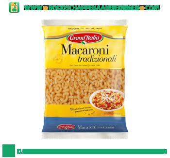 Macaroni tradizionali aanbieding