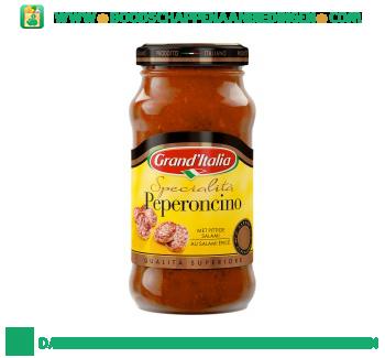 Pastasaus peperoncino aanbieding