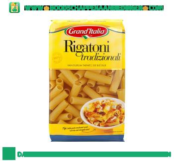 Grand'Italia Rigatoni tradizionali aanbieding