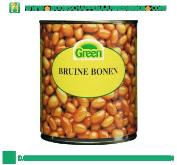 Green Bruine bonen aanbieding