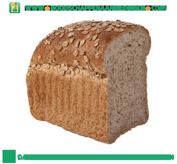 Grof volkoren half brood aanbieding