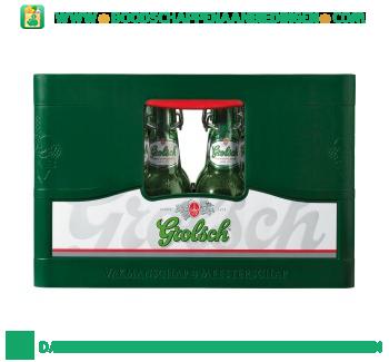 Grolsch Beugel krat 16 flesjes 0.45 liter aanbieding