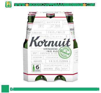 Grolsch Kornuit pak 6 flesjes aanbieding