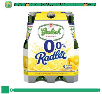 Grolsch Radler 0.0% lemon aanbieding