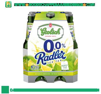 Grolsch Radler ice tea aanbieding