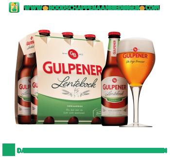 Gulpener Lentebock pak 6 flesjes aanbieding