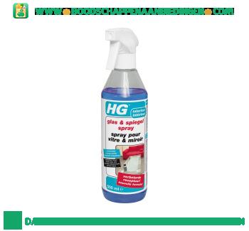 HG Glas & spiegelspray aanbieding