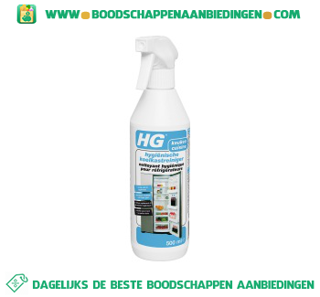 HG Koelkastreiniger aanbieding