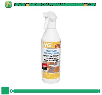 HG Laminaat alledag spray aanbieding