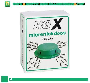 HG Mierenlokdoos aanbieding