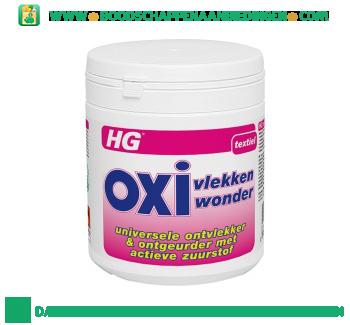 HG OX vlekkenwonder aanbieding