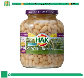 Hak Witte bonen aanbieding