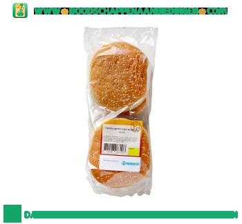 Hamburgerbroodjes sesam aanbieding
