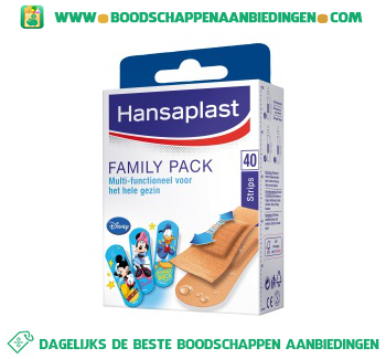 Hansaplast Pleister family aanbieding