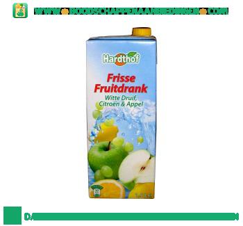 Hardthof Fruitdrank appel-druif aanbieding