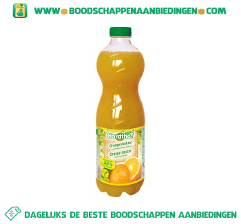 Hardthof Orange nectar aanbieding