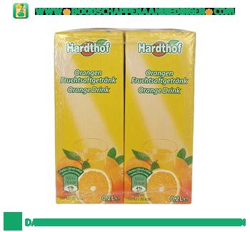 Hardthof Sinaasappeldrink 10-pak aanbieding