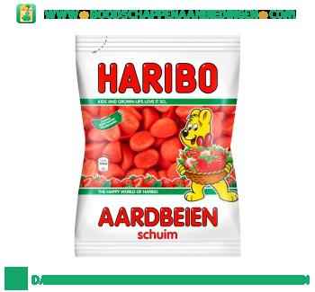 Haribo Aardbeien schuim aanbieding
