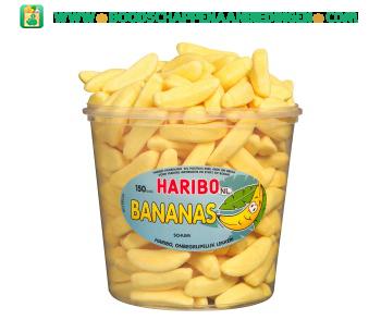 Haribo Bananas silo aanbieding