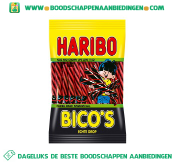 Bico's aanbieding
