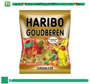 Haribo Goudbeertjes aanbieding