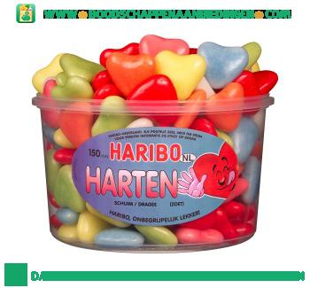 Haribo Harten silo aanbieding